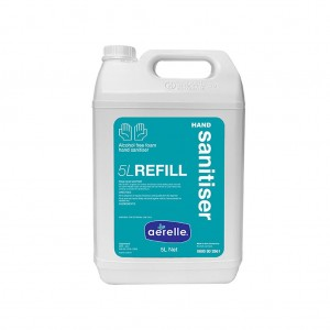Hand-Sanitiser-Alcohol-Free-SprayFoam-5L