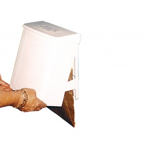 Waxed Paper Bags for Sanitary Bins 25