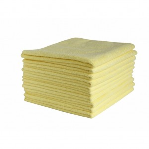 29507_Micro-Fibre-Cloth-40cmx40cm-Yellow