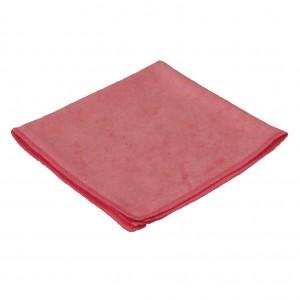 Fibreclean General Purpose Microcloth Red