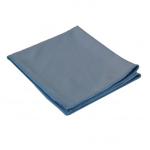 Fibreclean Glass Cleaning Microcloth Blue