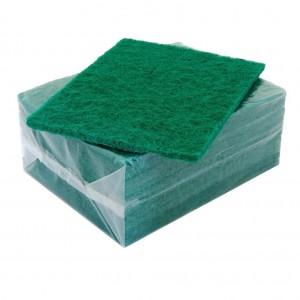 Green Scouring Pads 10pk