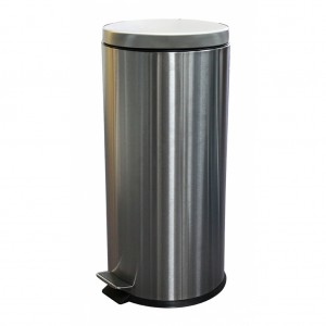 29664_30L-Round-Stainless-Steel-Pedal-Bin