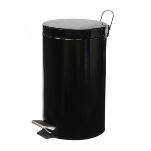 29679_12l-Black-Powder-Coated-Pedal-Bin