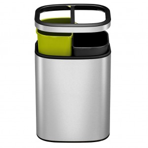 20L Rectangular S/S Recycling Bin