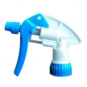 Indust. Spray Trigger Blue 28 400