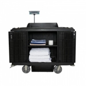 Compass Deluxe Housekeeping Trolley