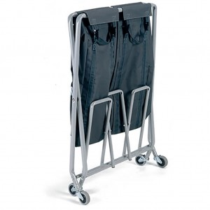 Numatic Folding Laundry Trolley (1x150L)