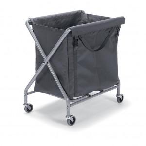 Servo X Laundry Trolley NX1501 1 x 150L Canvas Bag