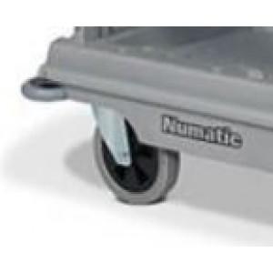 Short Axle/Wheel Set for Numatic Trolley