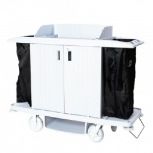 Black Bag for Housekeeping Cart 30363
