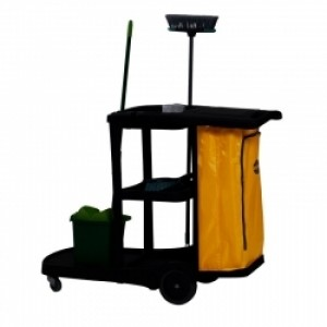 Bag for Compass Janitors Cart with Lid
