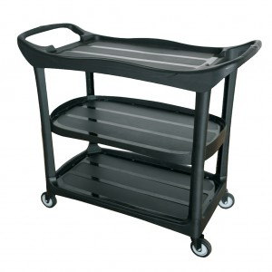 30369_Compass 3 Shelf Utility Cart