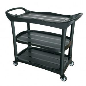 30369_Compass 3 Shelf Utility Cart
