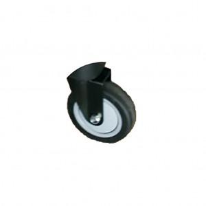 30372_PVC Wheel for 3 Shelf Utility Cart