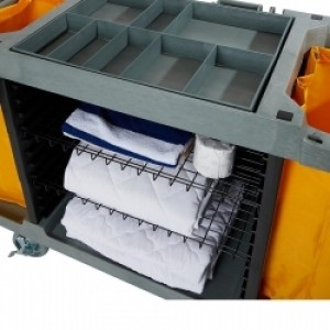 Compass Compact Housekeeping Trolley