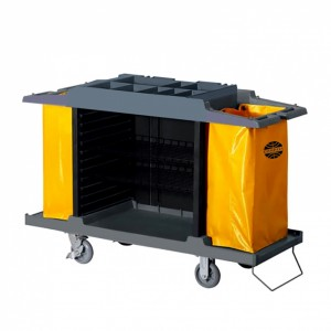 30381_Compass Compact Housekeeping Trolley
