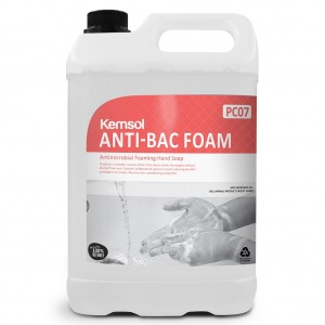Anti-Bac Foam Soap 5L