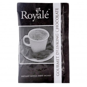 Royale Gourmet Drinking Chocolate sachet 15gm 300