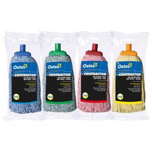 Duraclean Contractor Mop 400g Red