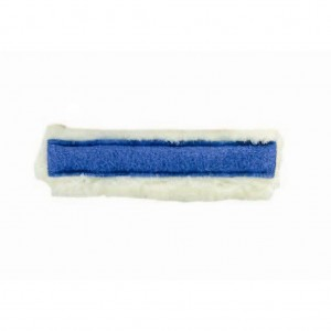45cm 18 Inch T Bar Soft Applicator Sleeve With Abrasive Strip