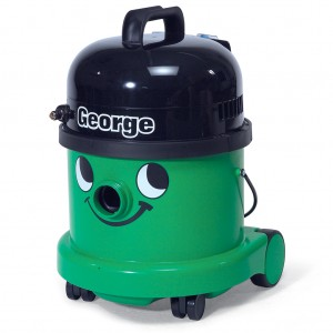 George 3-in-1 Wet/Dry/Extraction Vacuum
