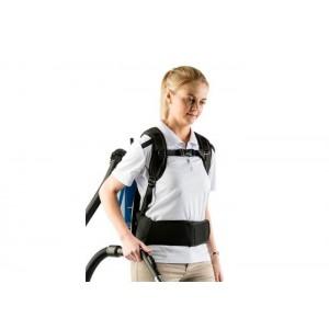 PacVac Superpro 700 Duo Backpack Vacuum