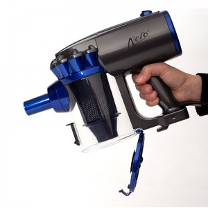 Nero Cyclonic Hand Held Corded Vacuum