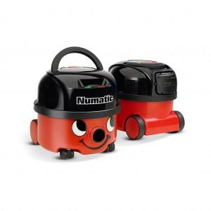 Numatic 8L Battery Pull-Along Dry Vacuum