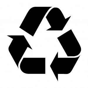 33123_Recycling-Circular-Arrow-Sticker-Label