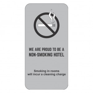 33124_No-Smoking-Will-Charge-PVC-80x160-Wall