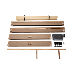 Mazon Kit Set Bed Base - Queen