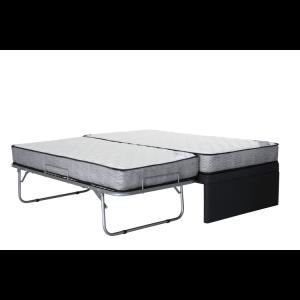 K/Single Pop-Up Trundler Bed with Bridge