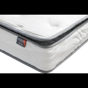 Mazon S2 Pillow Top Mattress-S/King Zip