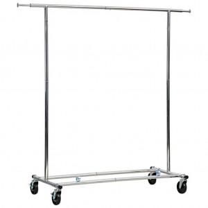 Heavy Duty Garment Rack 1280-1880mm Long
