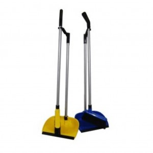 Browns Basic Upright Dustpan Set