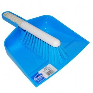 Plastic Dustpan Hygiene Colours