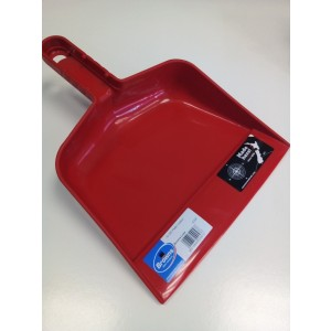 Plastic Dustpan - Red