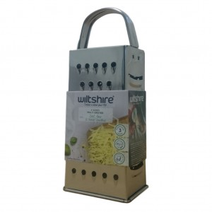 Wiltshire 4 Sided Grater x 6