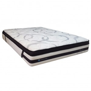 Oasis Plush Mattress & Base