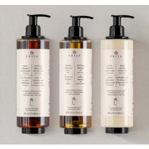 Prija Shower Gel w Shampoo Bottle 380ml
