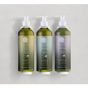 Geneva Green Shampoo 370ml Bottle