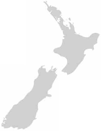 North & South Island