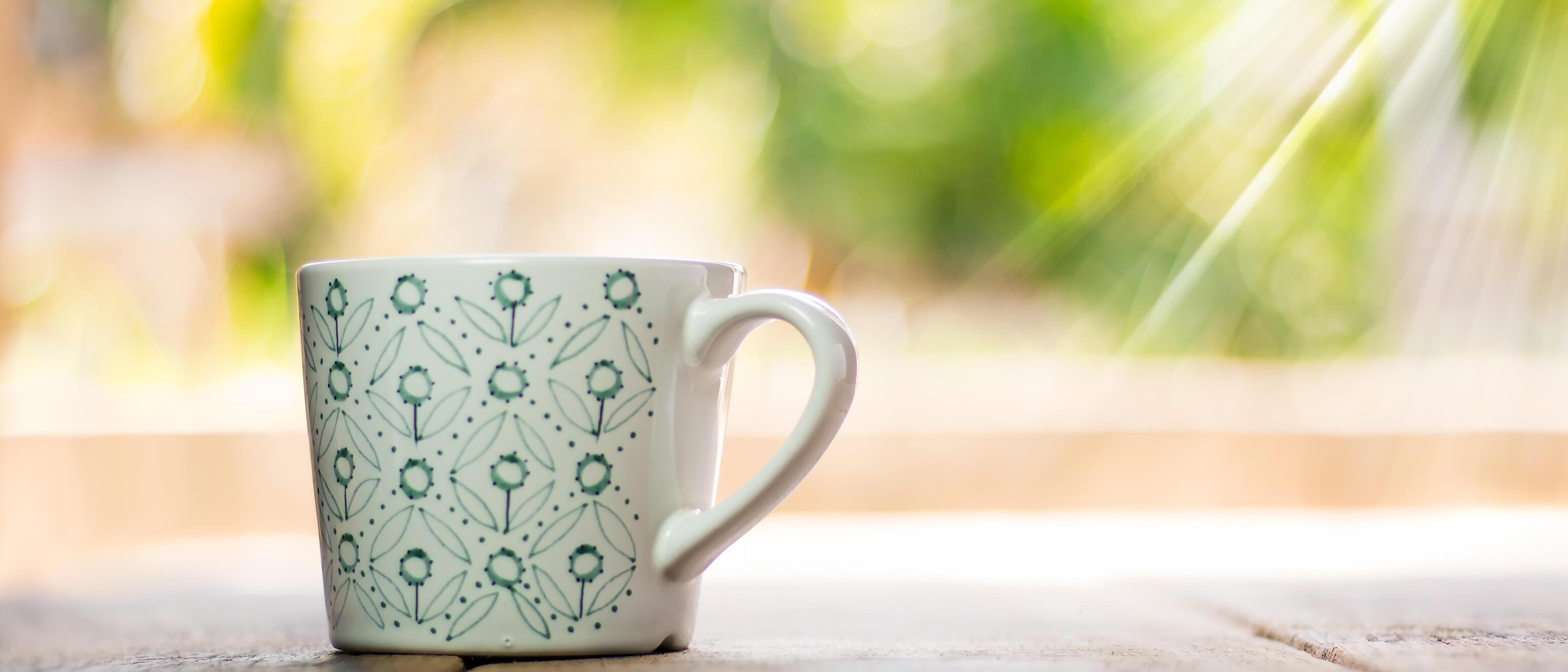 Green Tea, A Great Guest Twofer